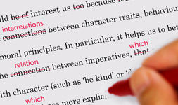 Academic Proofreading | Lex Academic