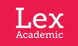 Lex Academic | Academic Proofreading, Copy-editing, Substantive editing, Indexing, Bibliography Compiling